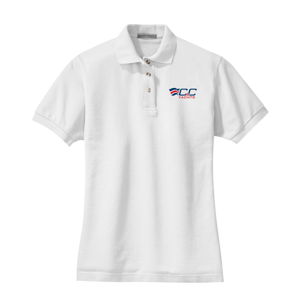 C&C Yachts - Women's Cotton Polo