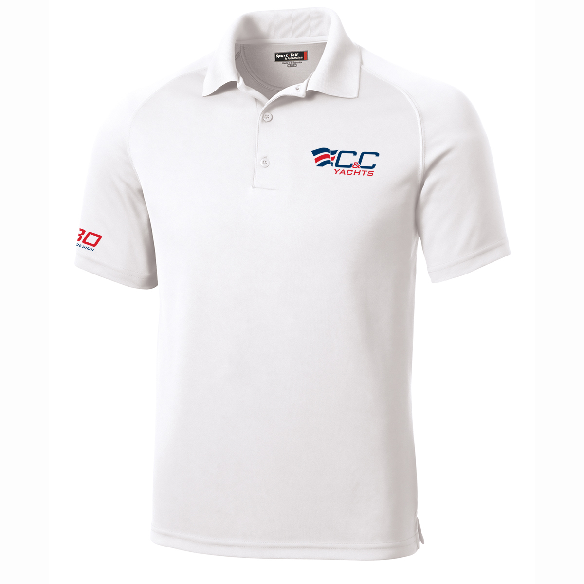 C&C Yachts-30 One Design - Men's Technical Polo