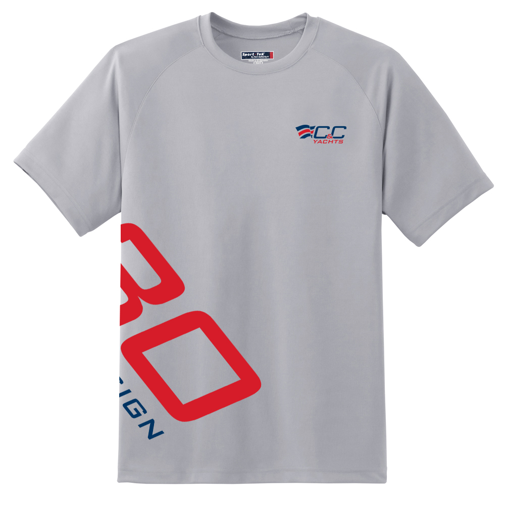 C&C YACHTS - M'S 30 ONE DESIGN S/S TECH TEE