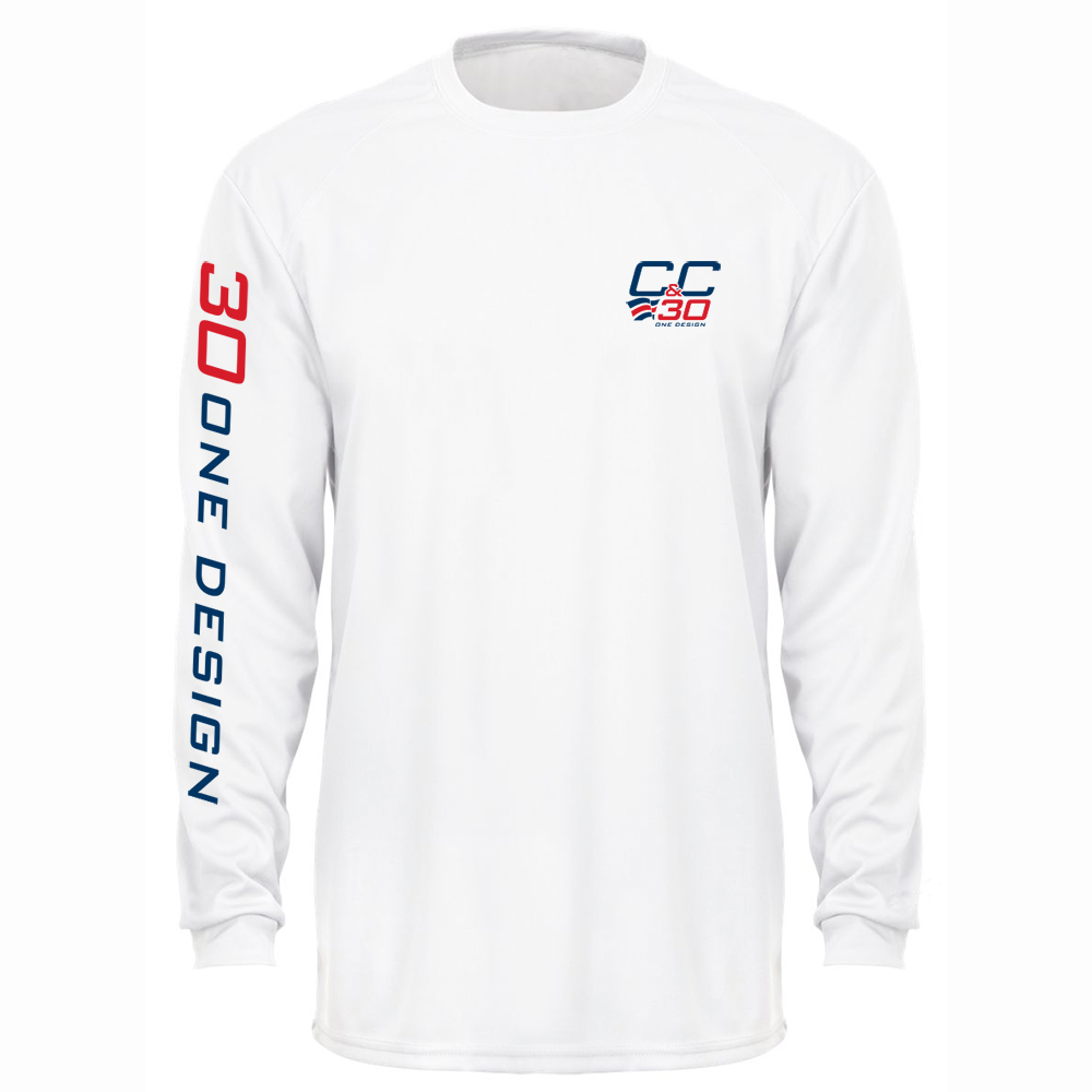 C&C YACHTS - K'S 30 ONE DESIGN L/S TECH TEE