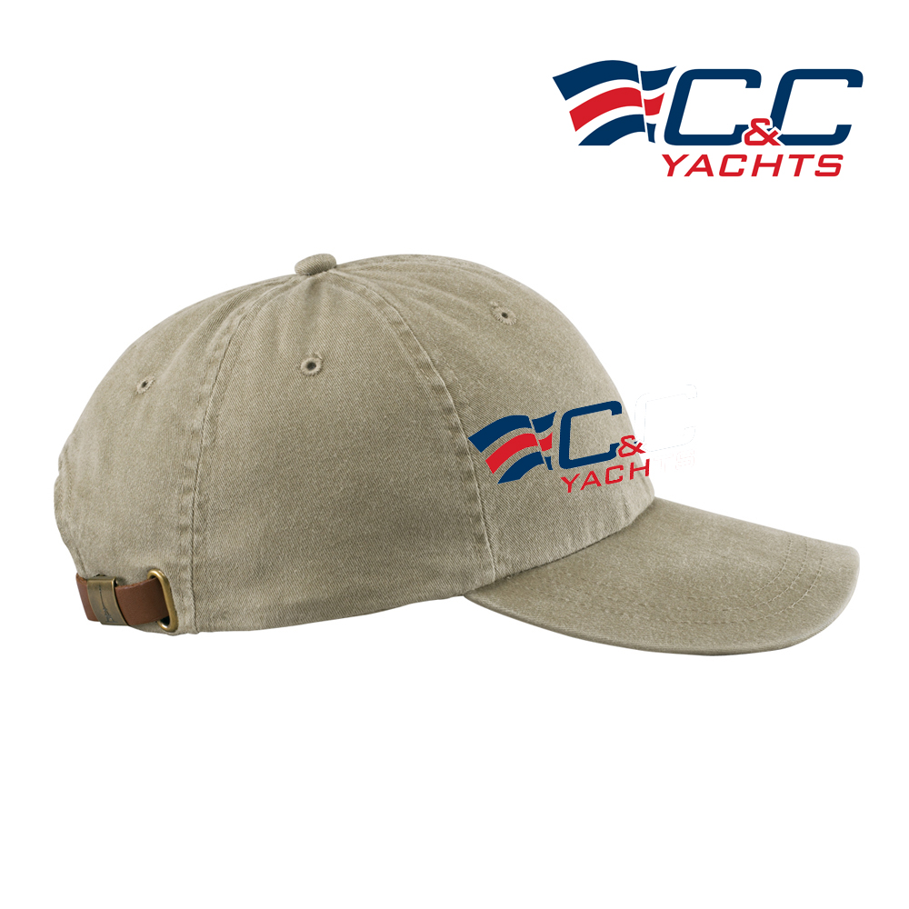 C&C Yachts - Cotton Twill Hat