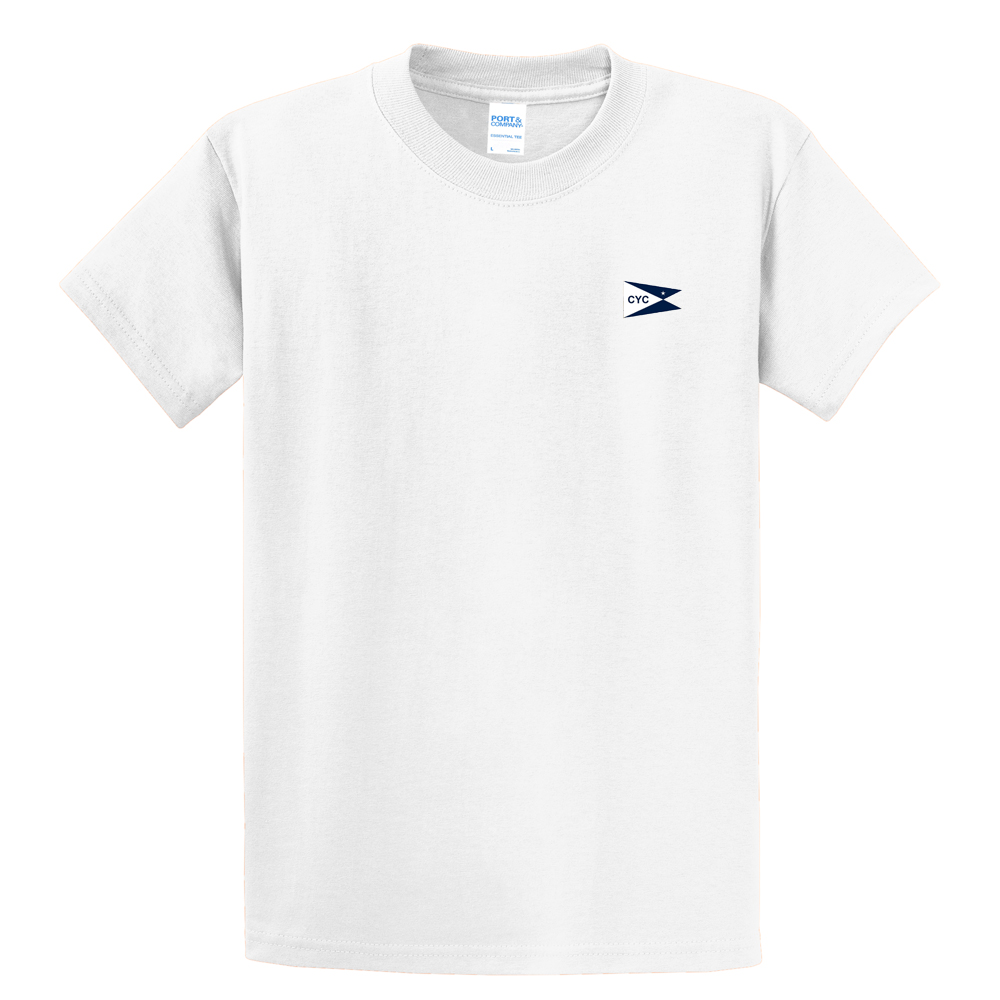 Centerboard Yacht Club- Men's Cotton Tee S/S