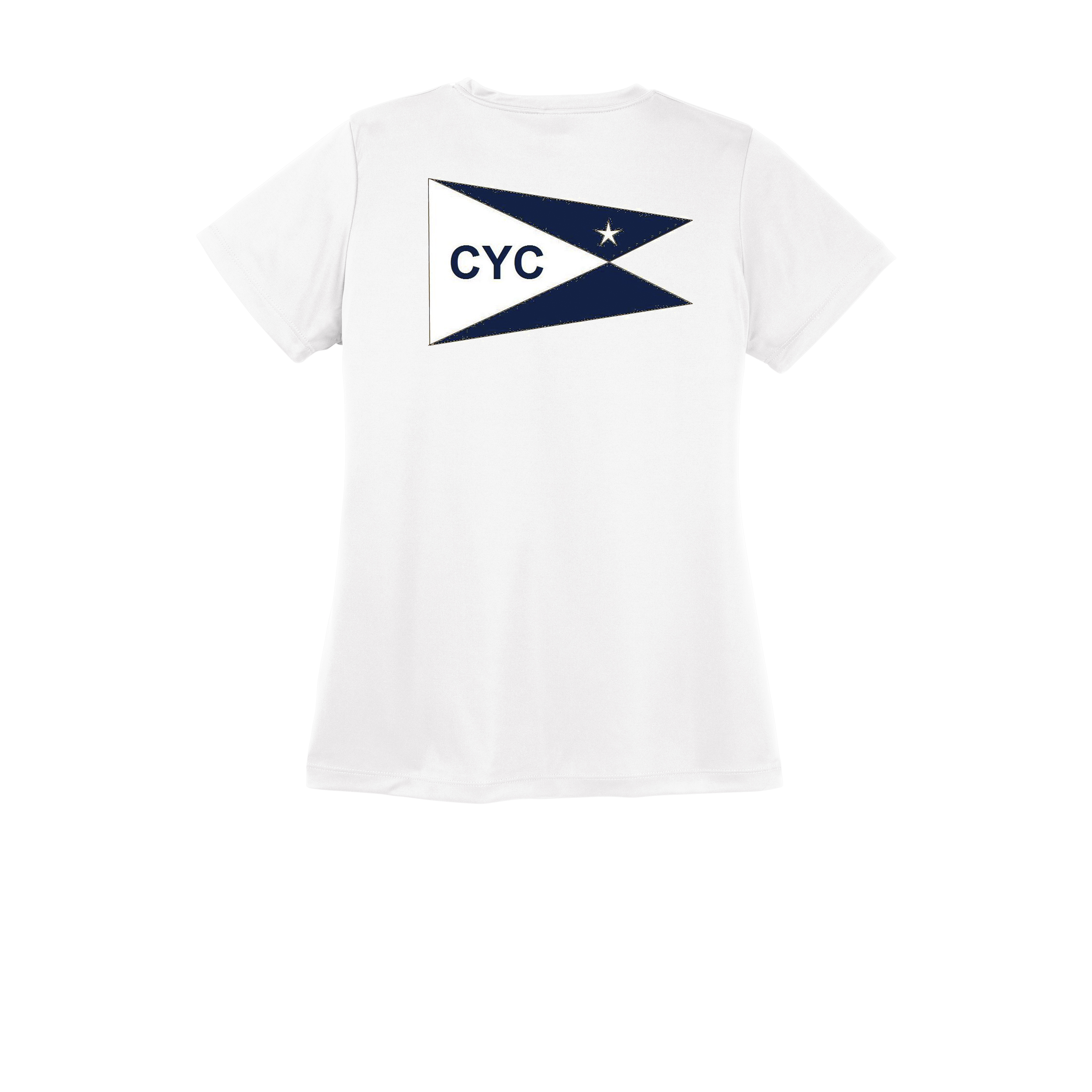 CENTERBOARD YACHT CLUB WOMEN'S SS TECH TEE