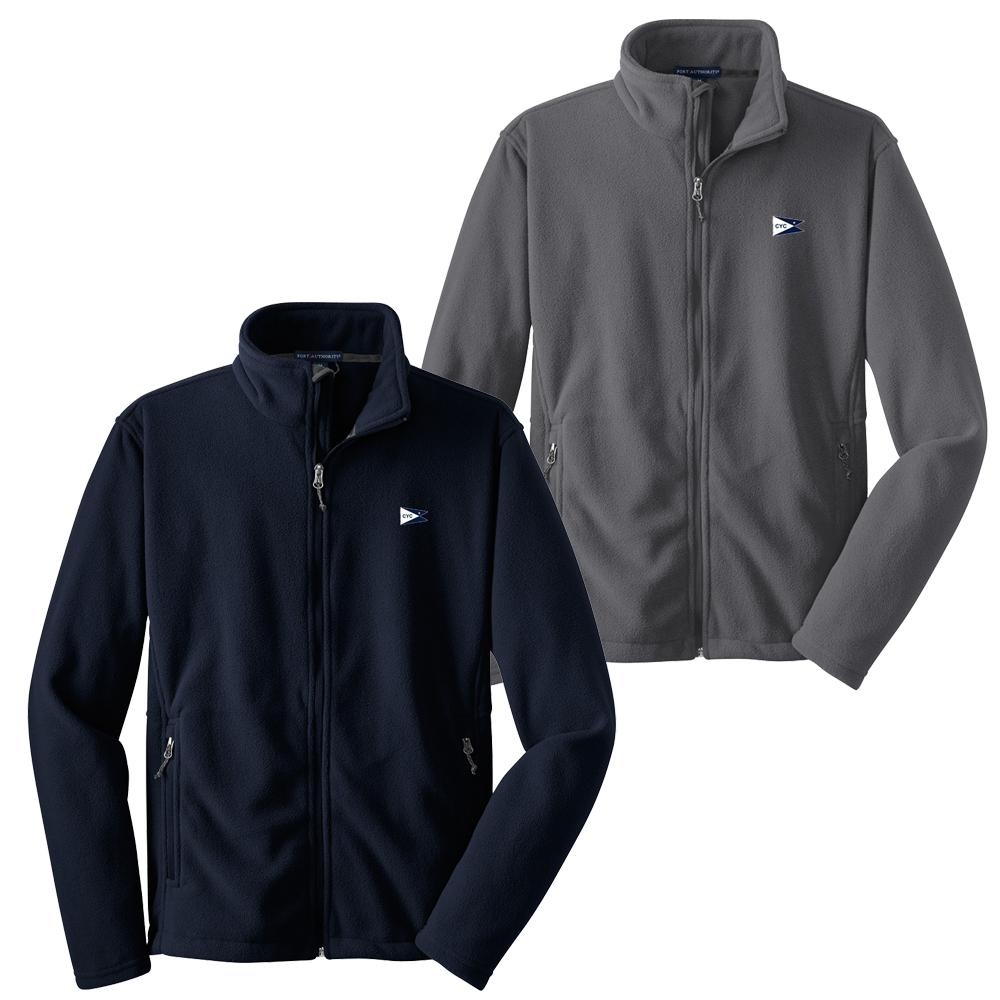 Centerboard Yacht Club- Men's Fleece Jacket