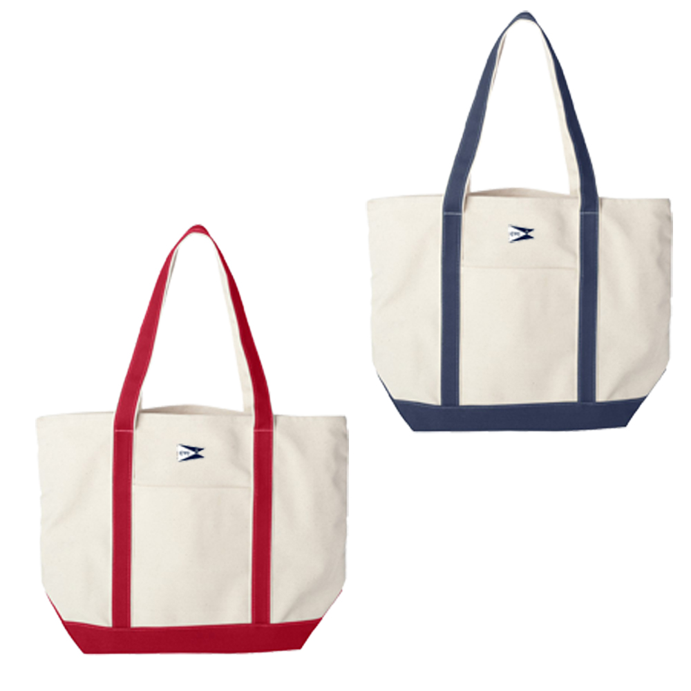 Centerboard Yacht Club- Canvas Tote