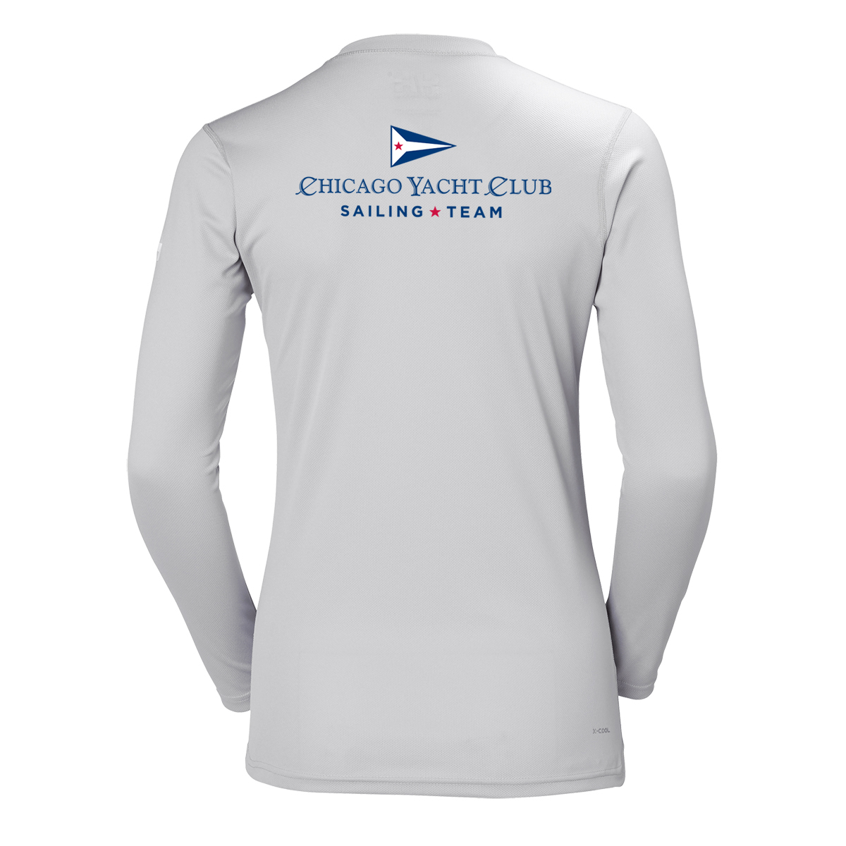 Chicago Yacht Club - Race Team Women's Helly Hansen L/S Tech Crew