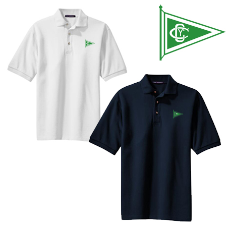 CHATHAM YC - MENS COTTON POLO