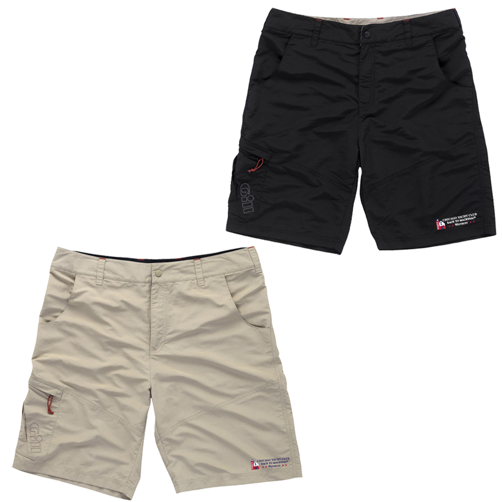 Chicago Mackinac Race 2018 - Men's UV Tec Shorts