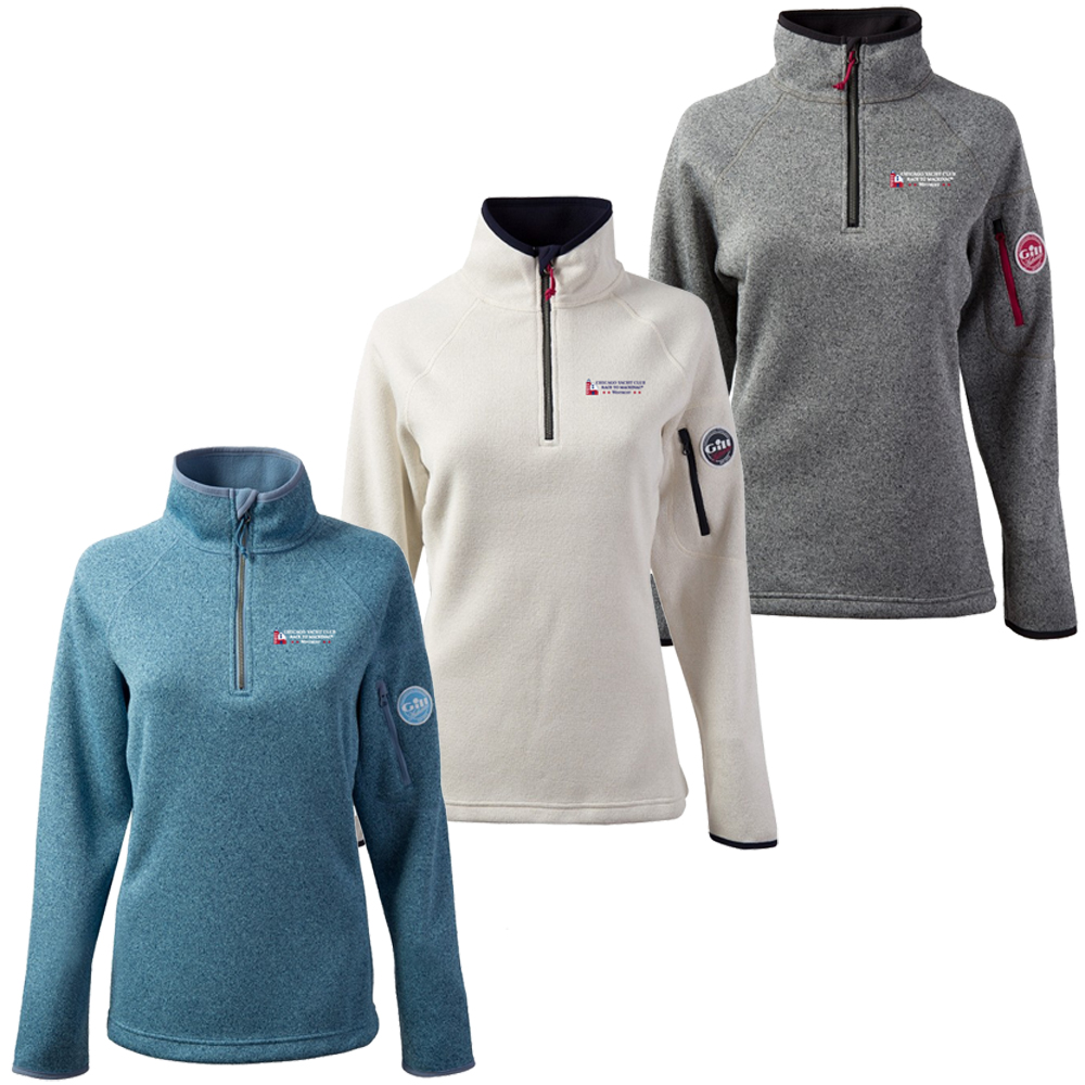Chicago Mackinac Race 2018 - Women's Knit Fleece