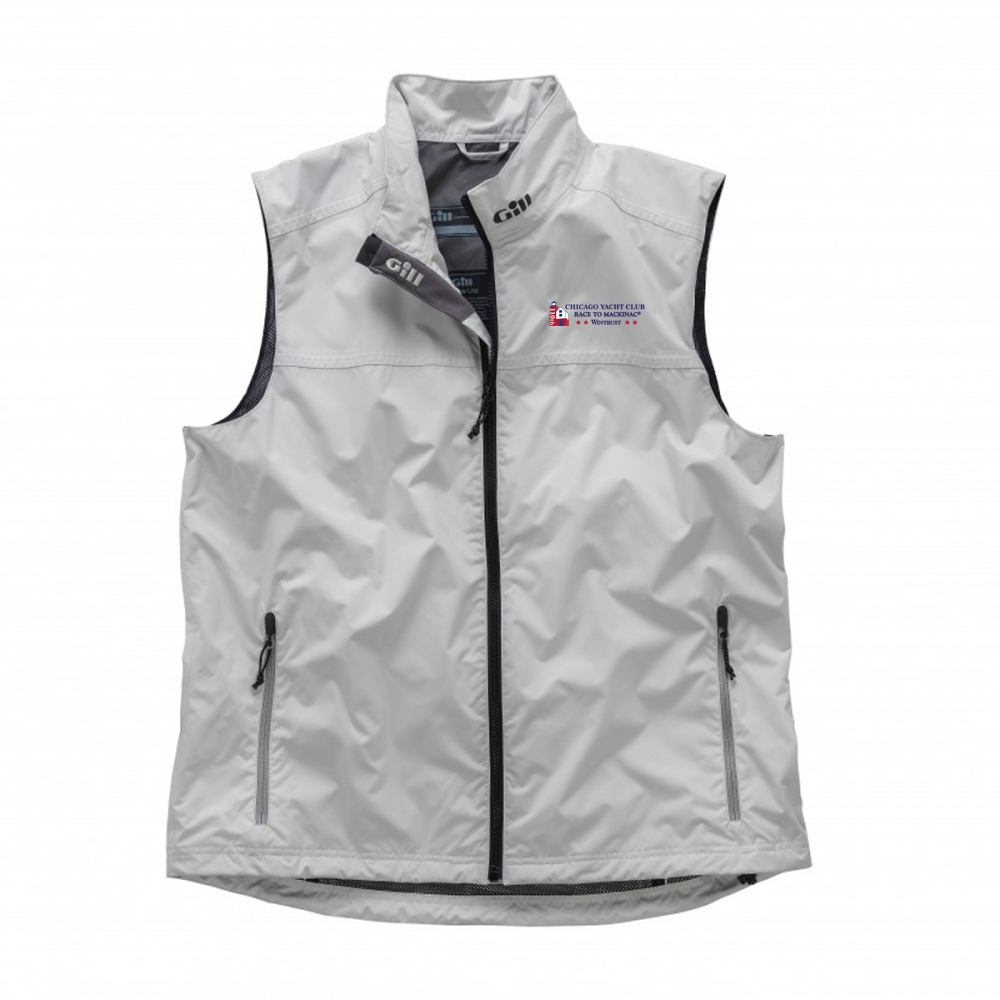 Chicago Mackinac Race 2018 - Men's Inshore Sport Vest