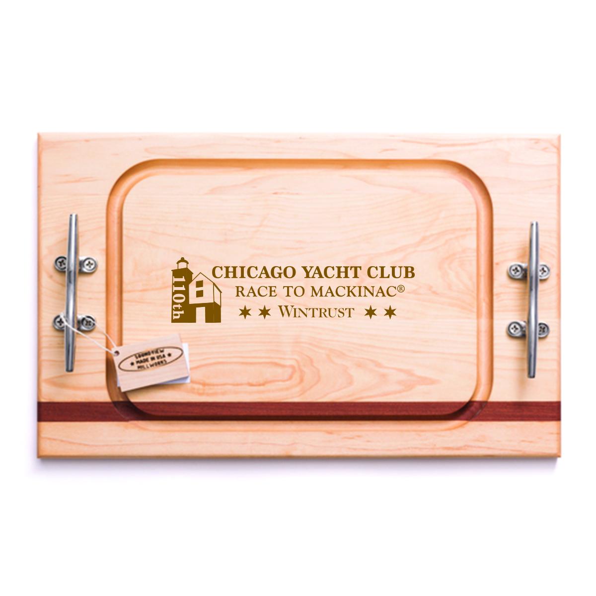 Chicago Mackinac Race 2018 - Steak Board