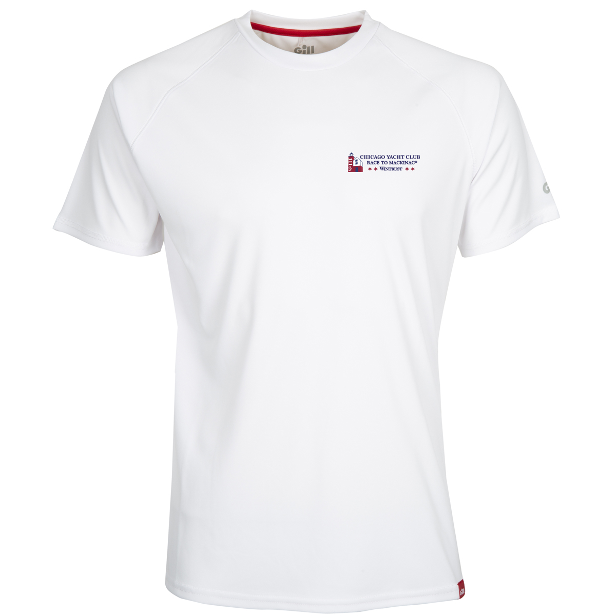 Chicago Mackinac Race 2019 - Men's Race S/S Tech Tee
