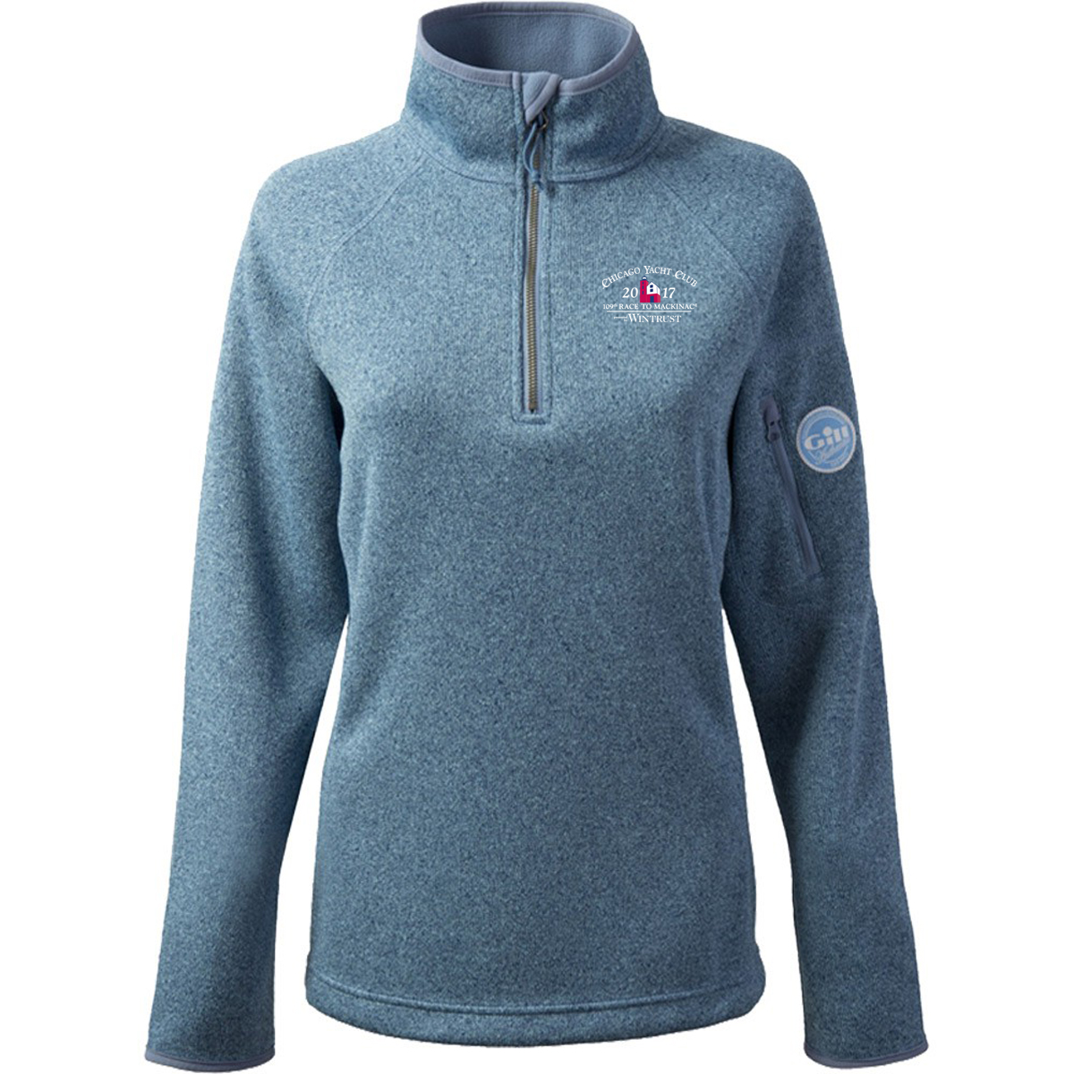 Chicago Mackinac Race 2017 - Women's Knit Fleece