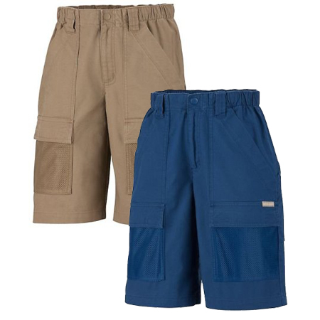 COLUMBIA KIDS HALF MOON SHORTS (AB4586)