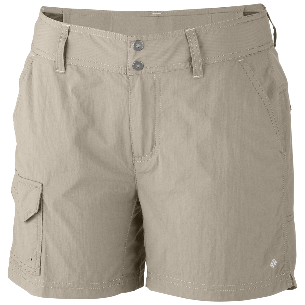 COLUMBIA W'S SILVER RIDGE SHORT (AL4005)