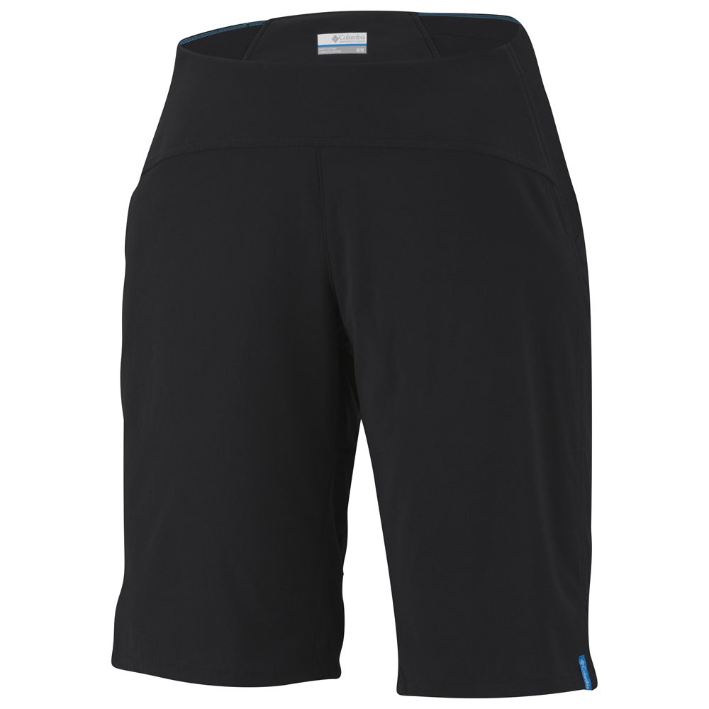 COLUMBIA W'S BACK UP SPORT LONG SHORT (AL4568)