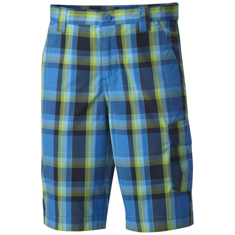 COLUMBIA YOUTH SILVER RIDGE III SHORT (L1544171)