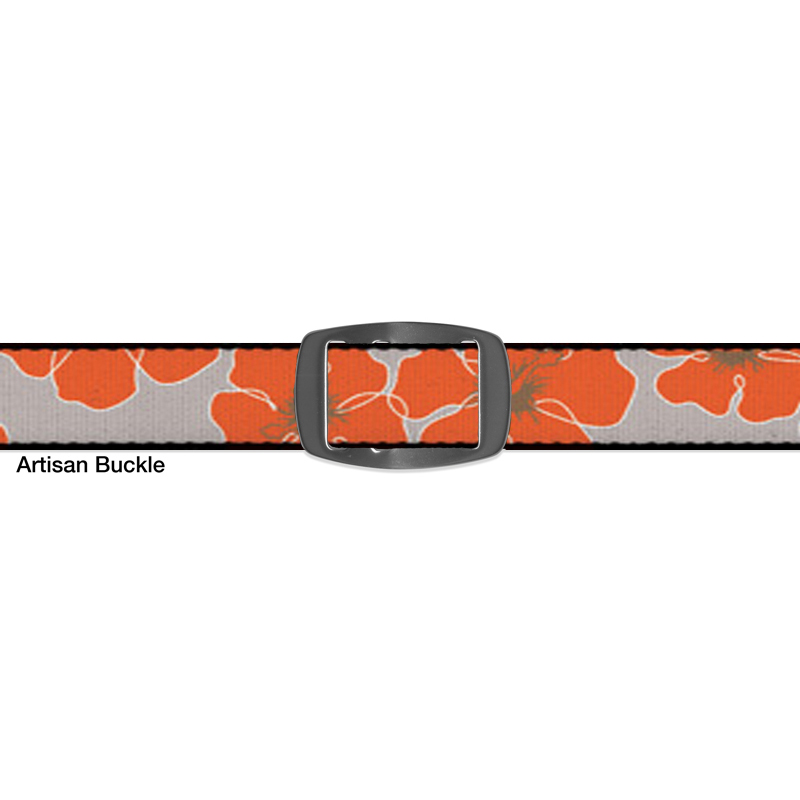 Croakies BAJA HIBISCUS ARTISAN NARROW