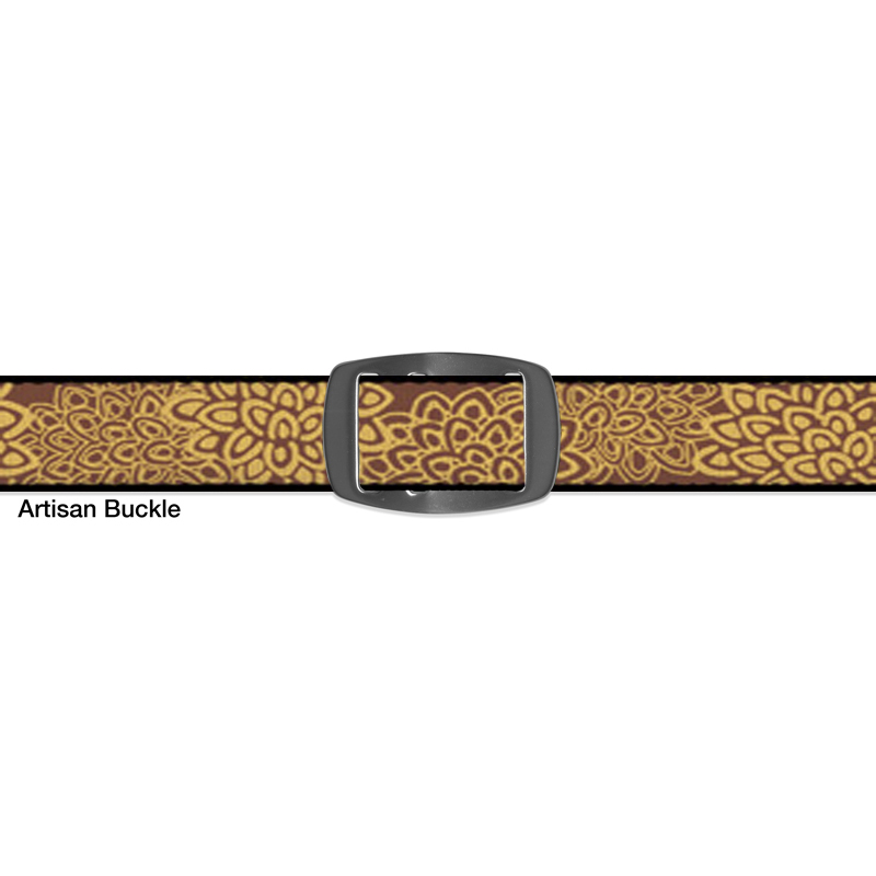 CROAKIES BELT MUM LIGHT ARTISAN NARROW