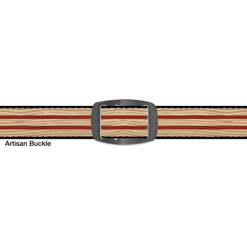 Croakies BELT BALSA RIDER ARTISAN NARROW