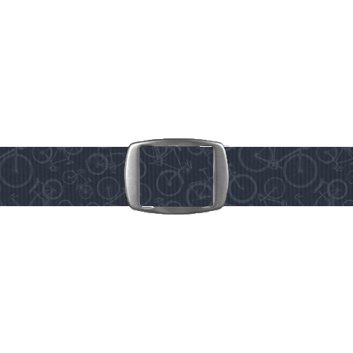 Croakies A2 Artisan Buckle - Bicycle Steel (BA2A2320M)