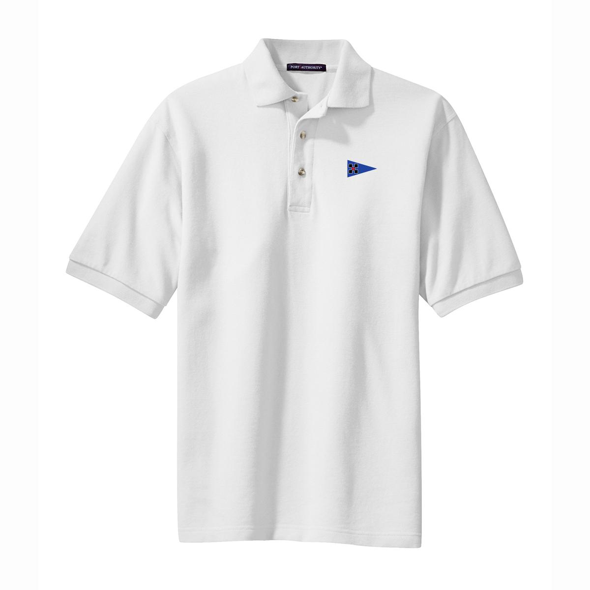Castine Yacht Club - Men's Cotton Polo