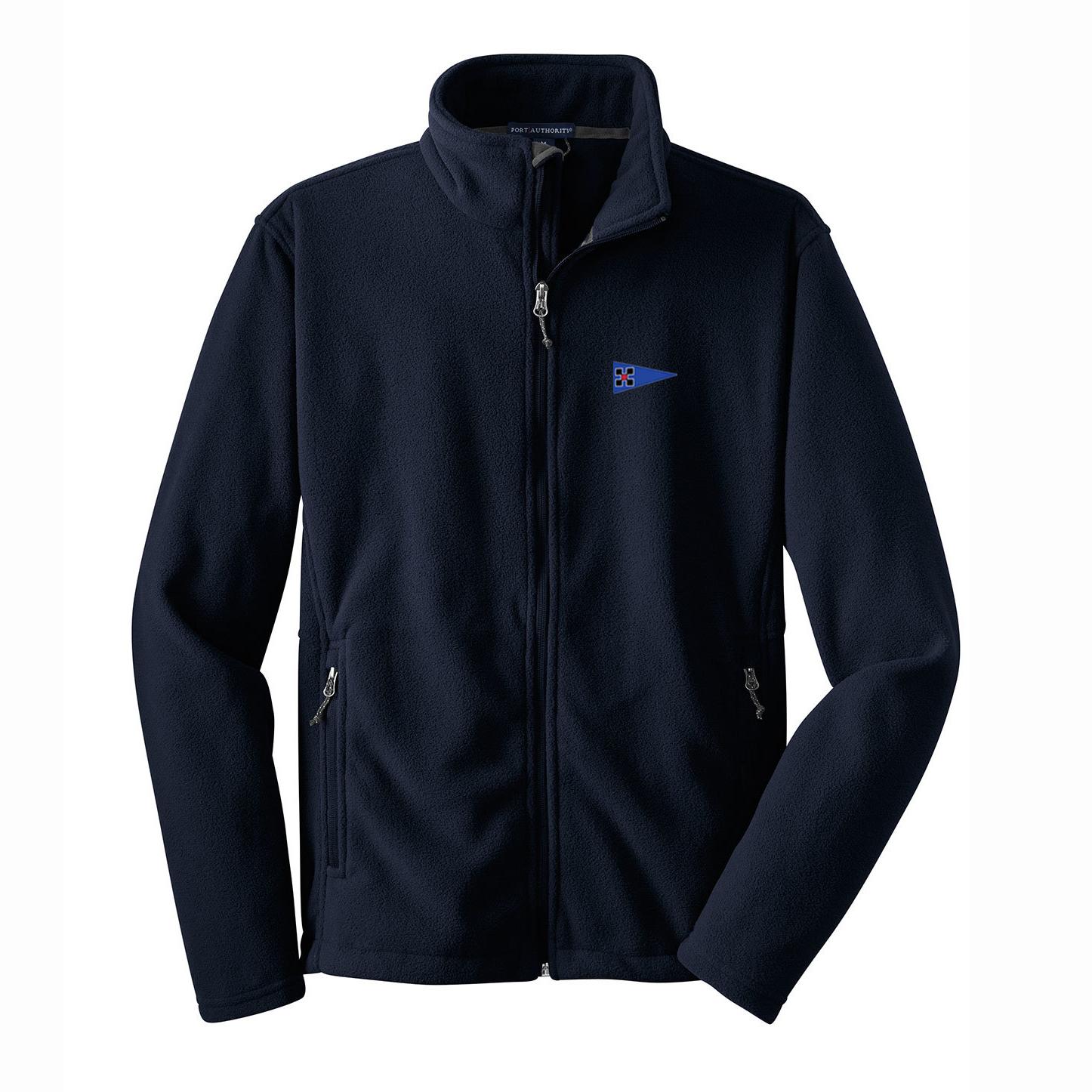 Castine Yacht Club - Men's PA Value Fleece Jacket