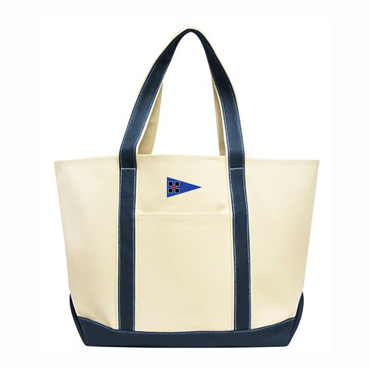 Castine Yacht Club - Canvas Tote Bag
