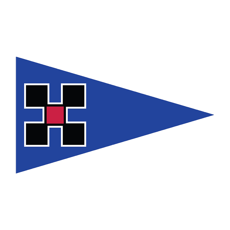 Castine Yacht Club - Logo Added to Supplied Product