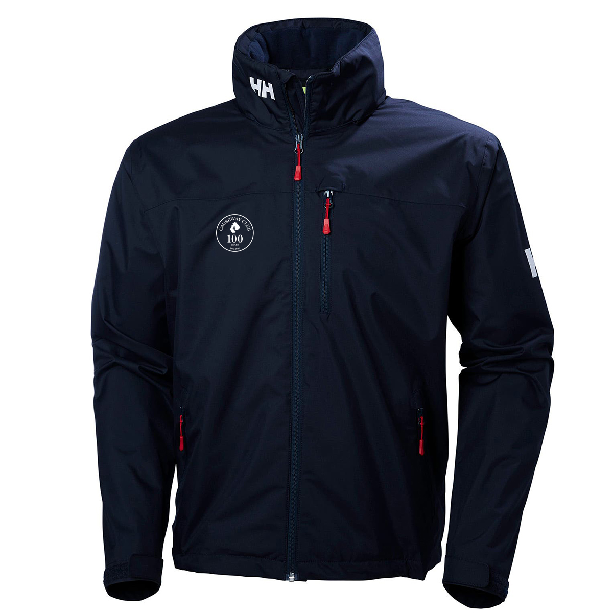 Causeway Club - Men's Helly Hansen Hooded Crew Jacket