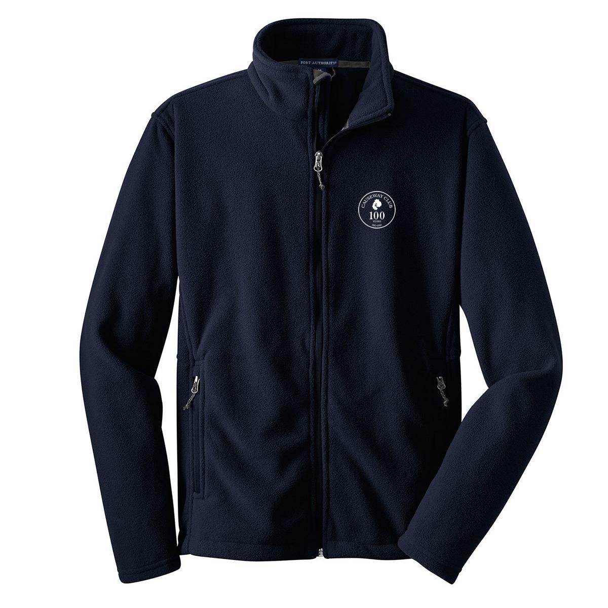 Causeway Club - Men's Value Fleece Jacket