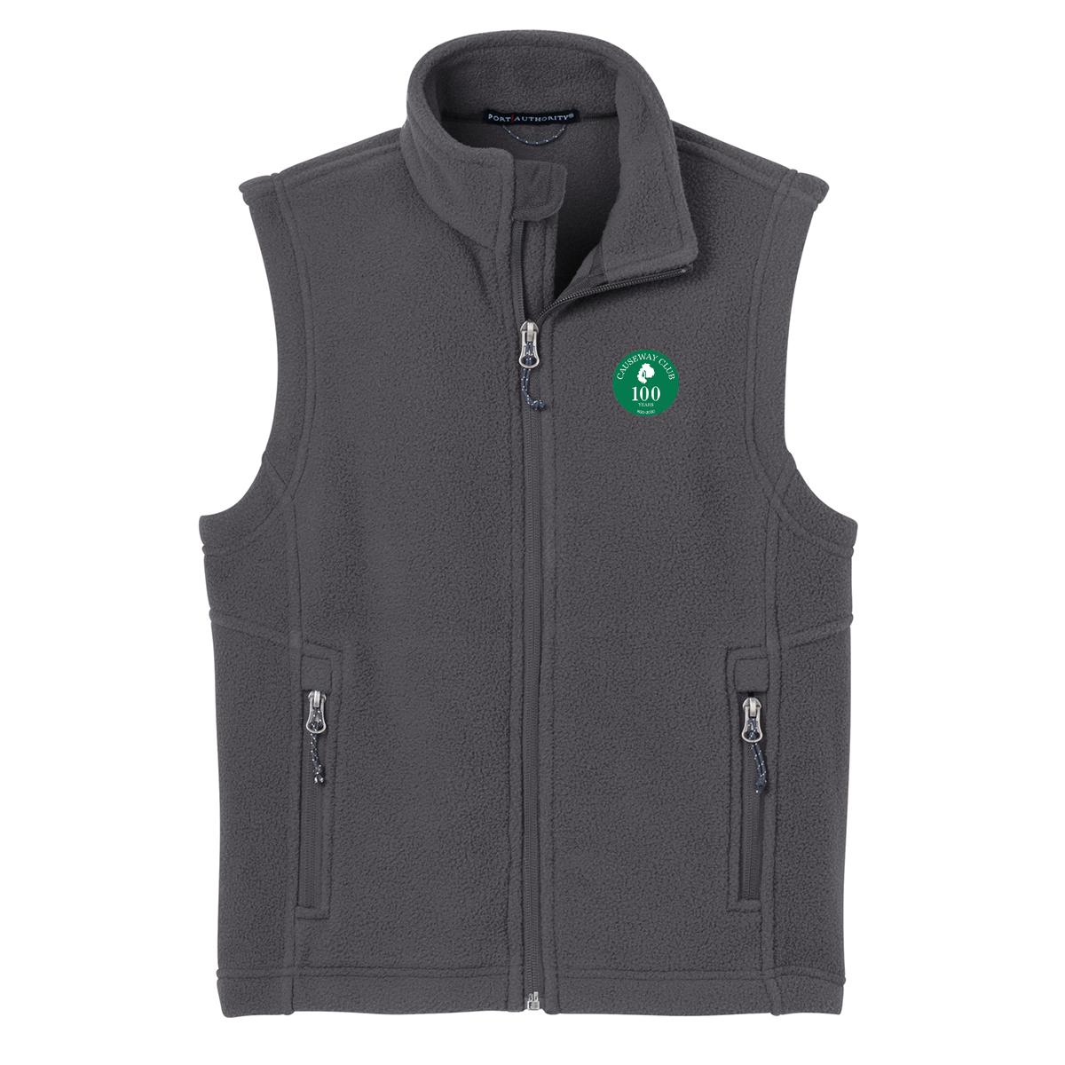 Causeway Club - Kid's Value Fleece Vest