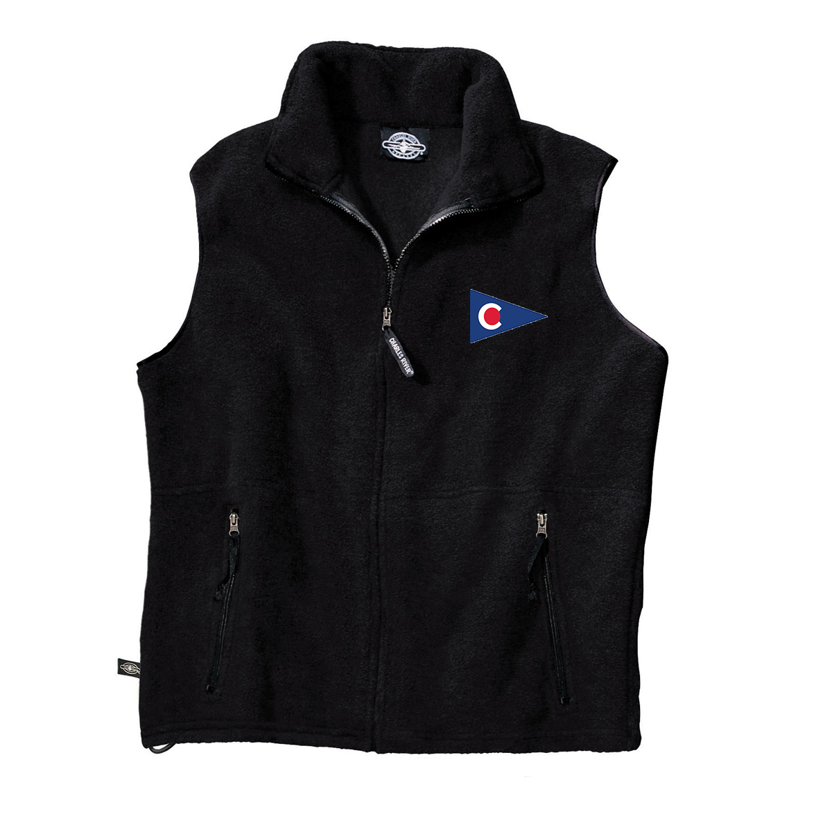 Chapoquoit Yacht Club - Kid's Fleece Vest