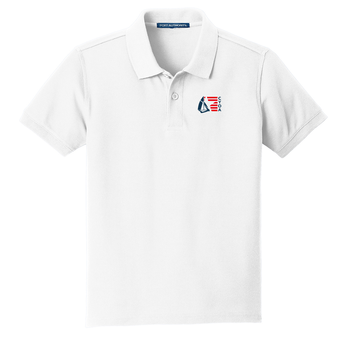 Classic Yacht Owners-- Kid's Cotton Polo