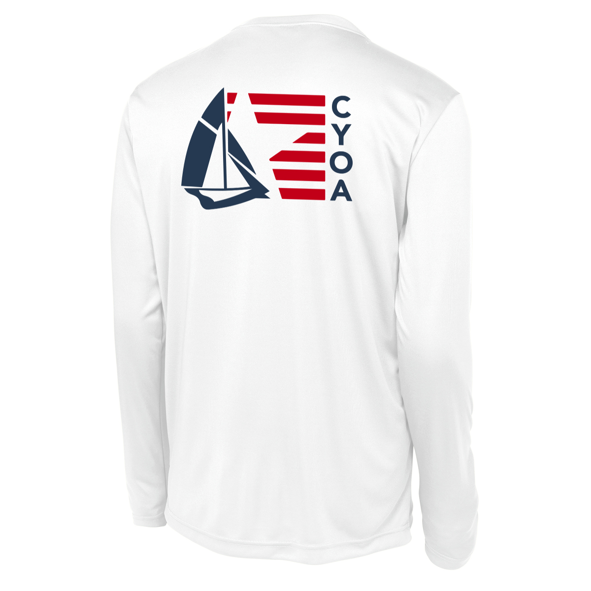 Classic Yacht Owners- Men's Tech Tee L/S