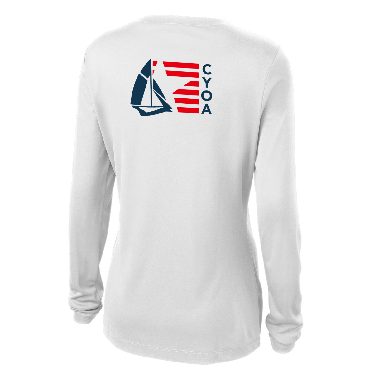 Classic Yacht Owners- Women's Tech Tee L/S