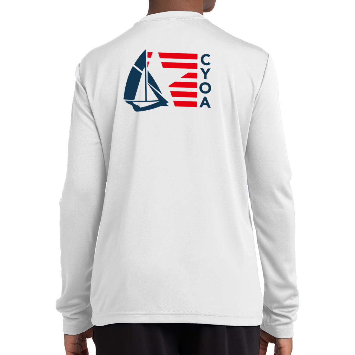 Classic Yacht Owners- Kid's Tech Tee L/S