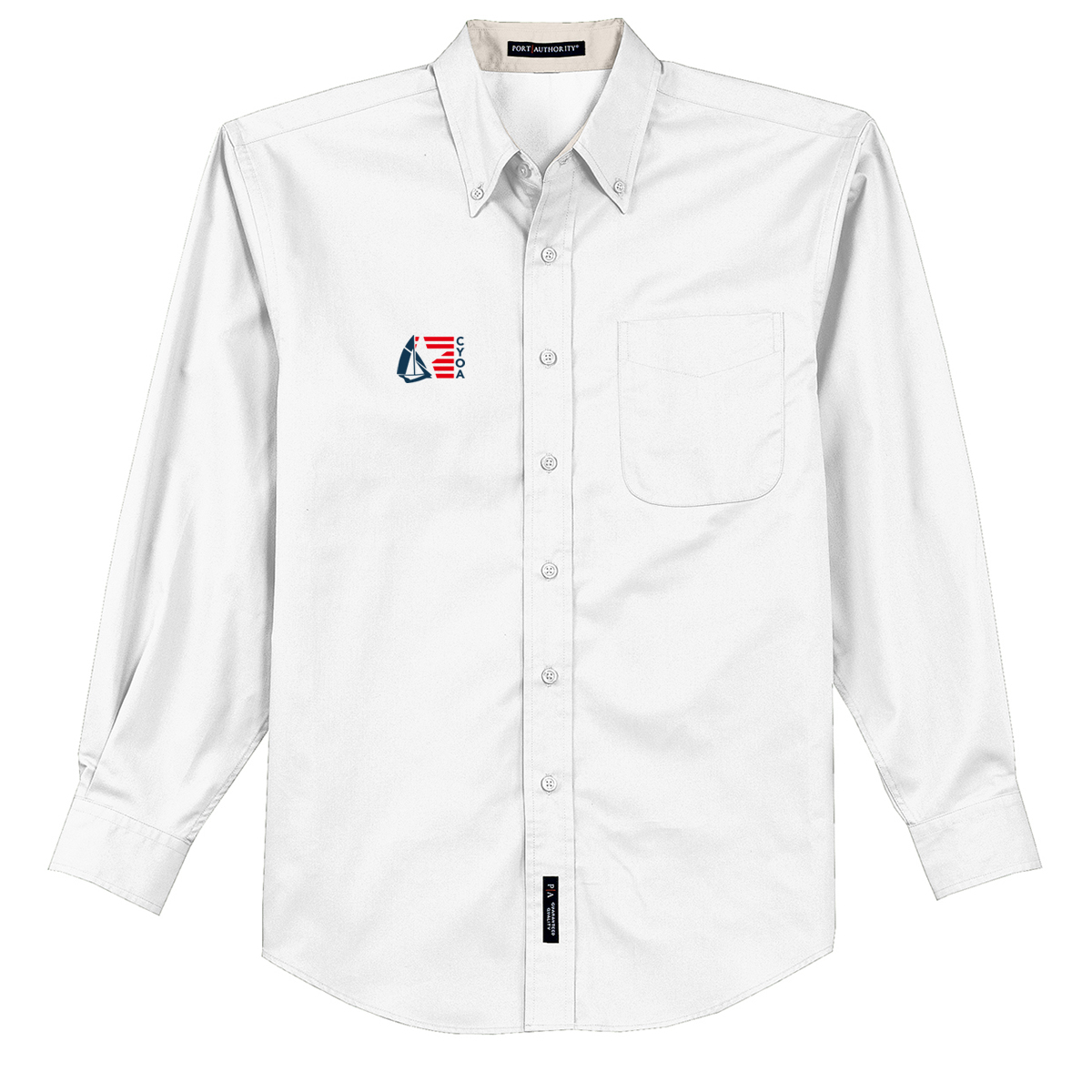 Classic Yacht Owners- Men's Button Down Shirt