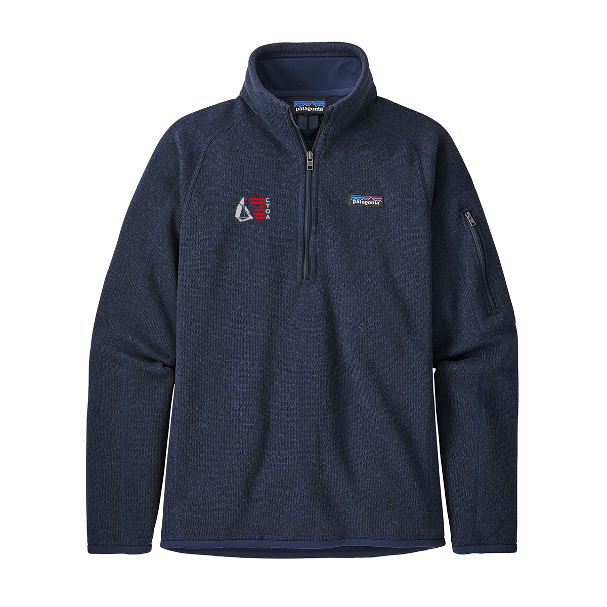 Classic Yach Owners- Women's Patagonia Better Sweater 1/4 Zip