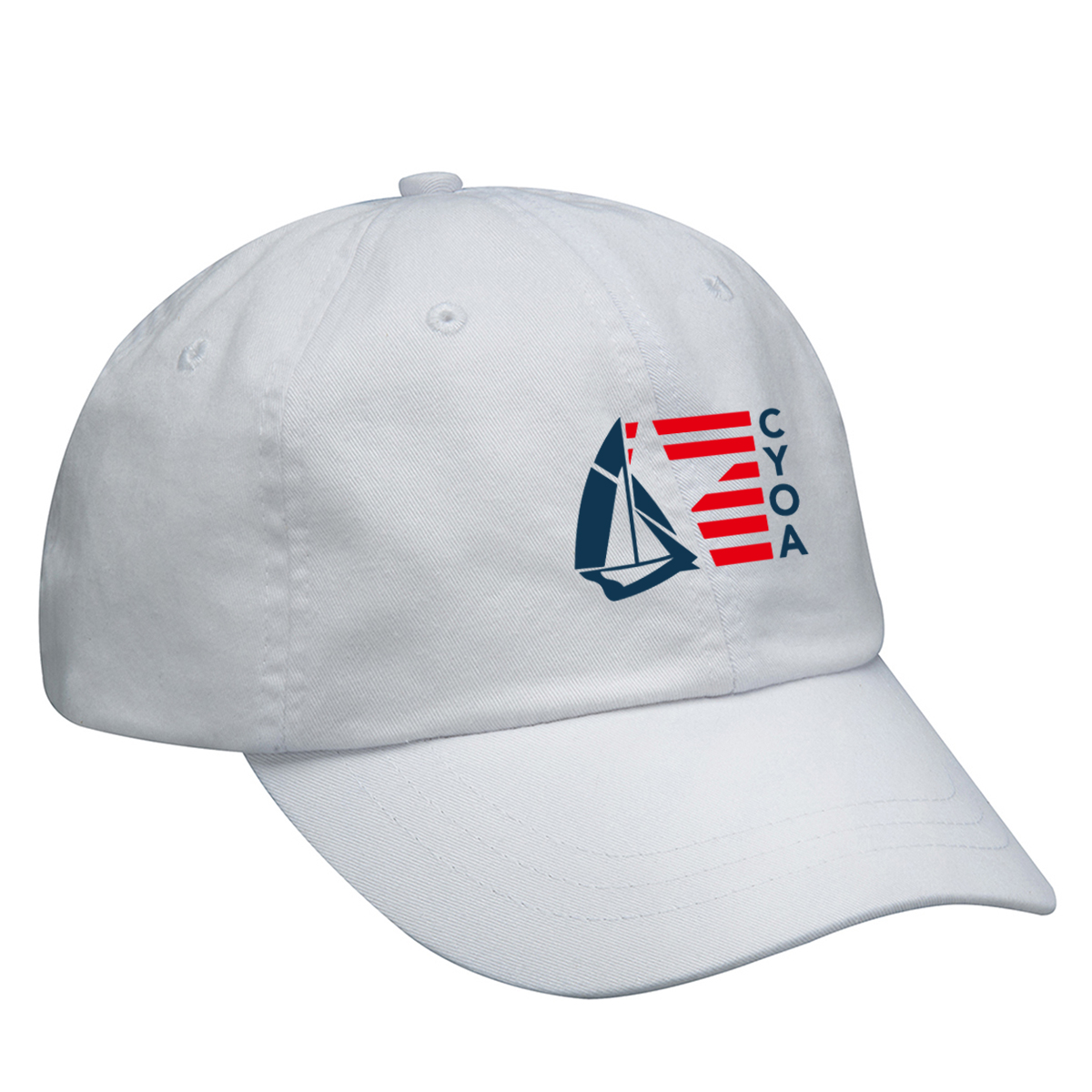 Classic Yacht Owners- Adams Twill Cap
