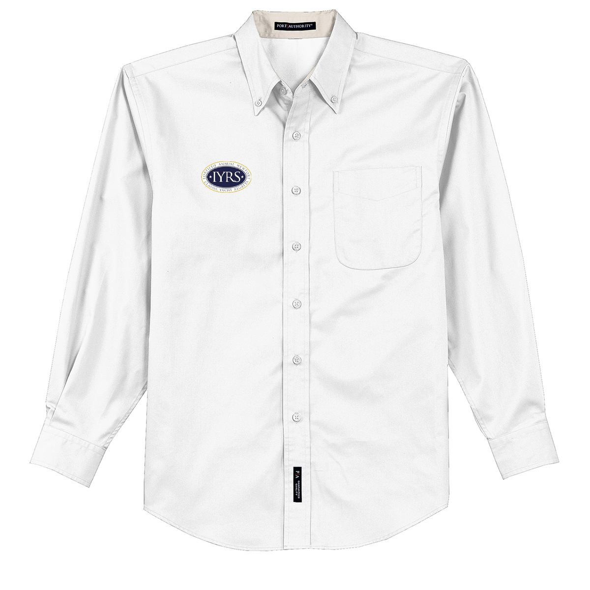 Classic Yacht Owners Regatta- Men's Button Down Shirt