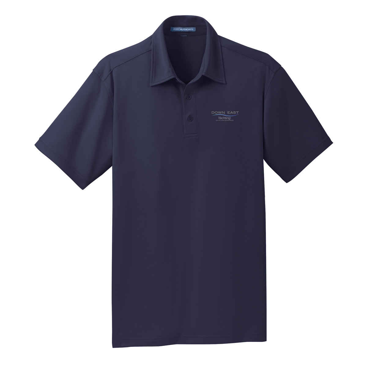 DOWN EAST YACHTING- M'S TECH POLO