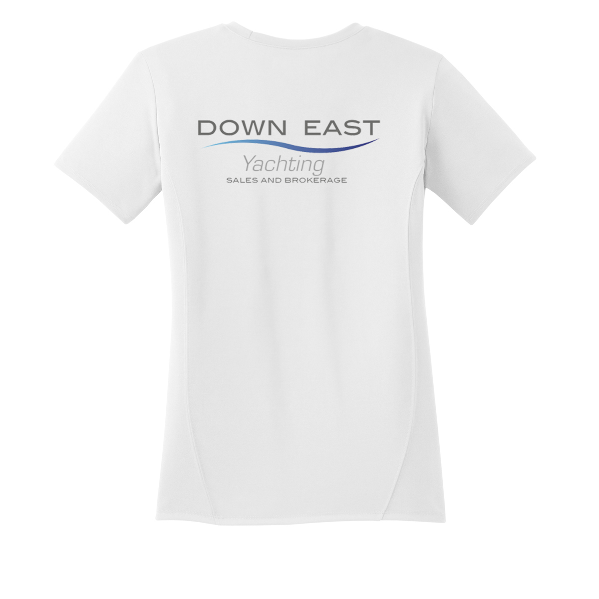 Down East Yachting - Women's Tech Tee S/S