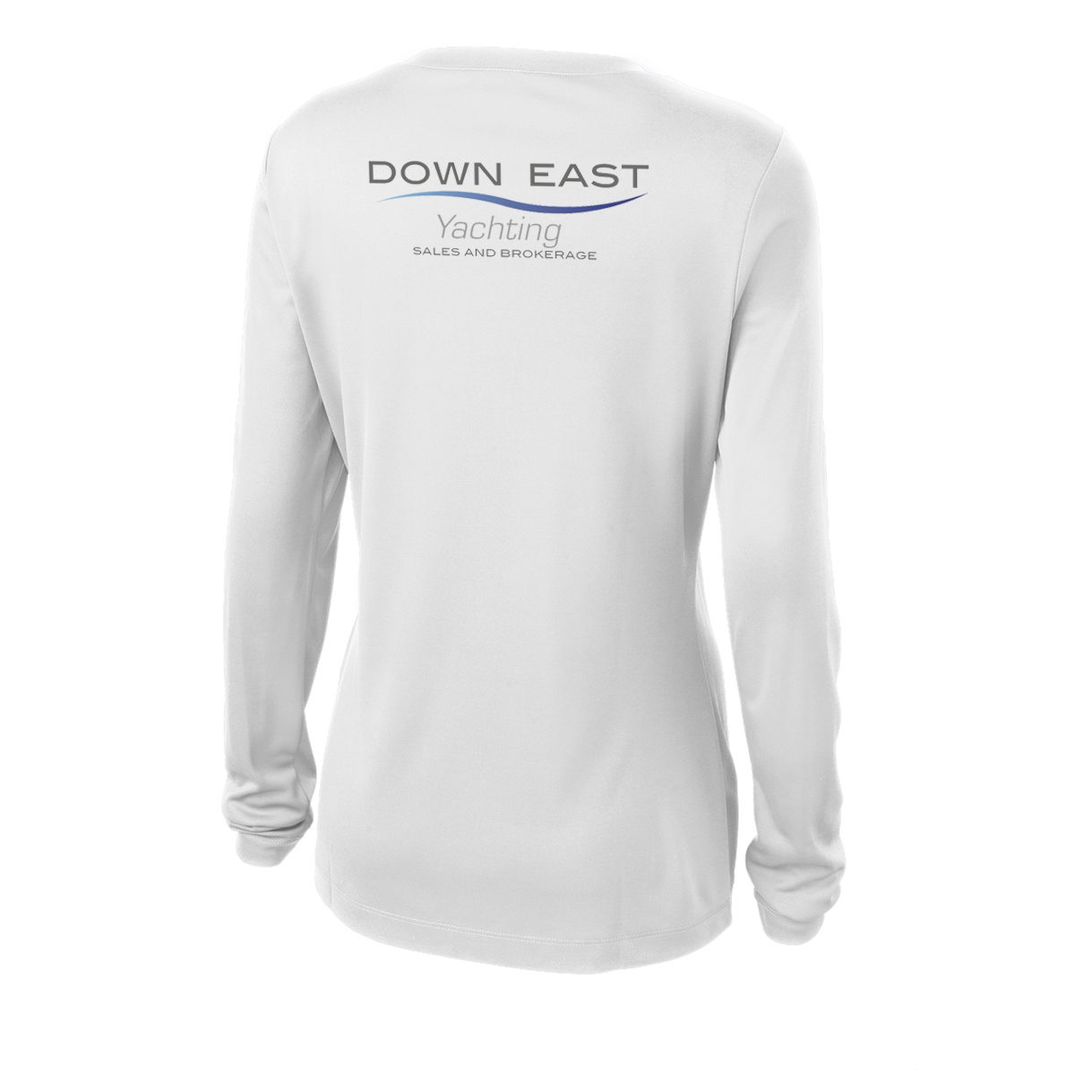 DOWN EAST YACHTING - W'S L/S TECH TEE
