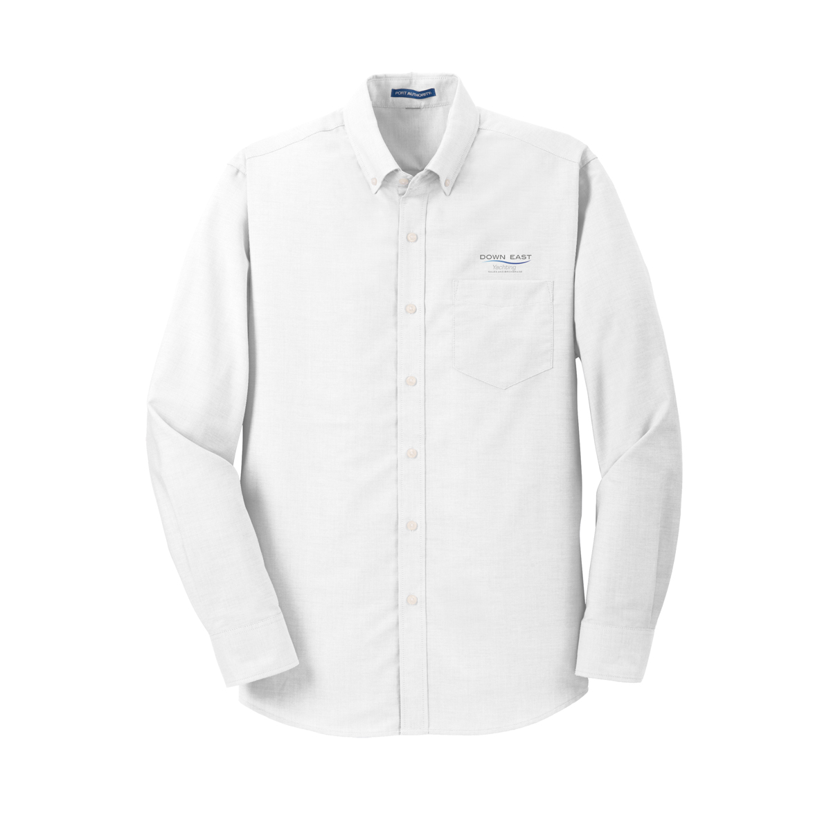 DOWN EAST YACHTING - M'S OXFORD SHIRT