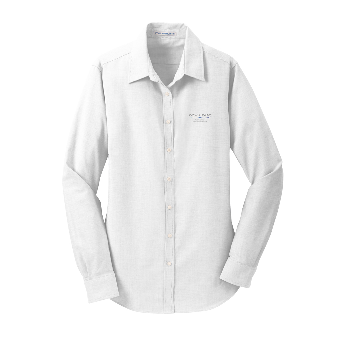 DOWN EAST YACHTING - W'S OXFORD SHIRT