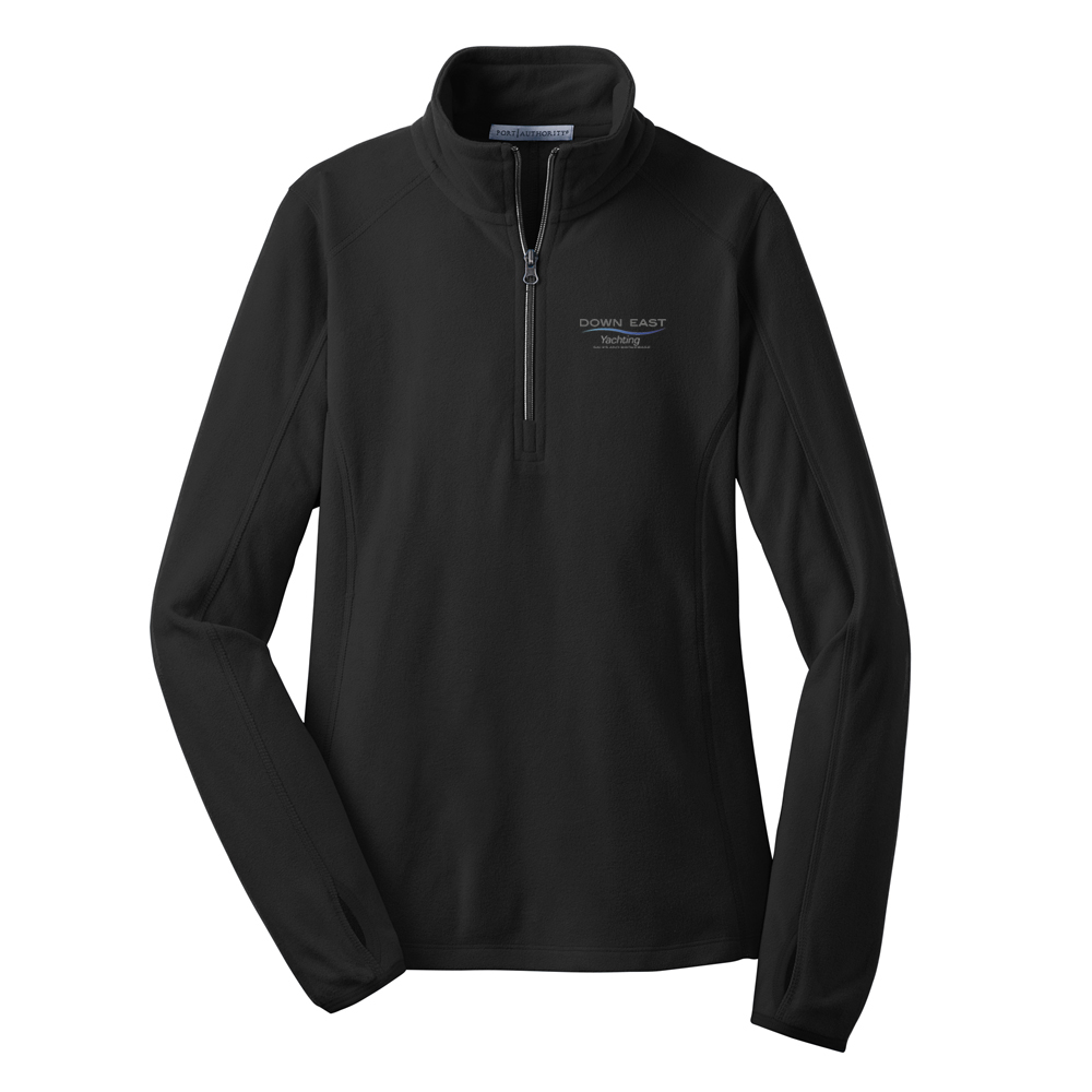 Down East Yachting - Women's Fleece Pullover