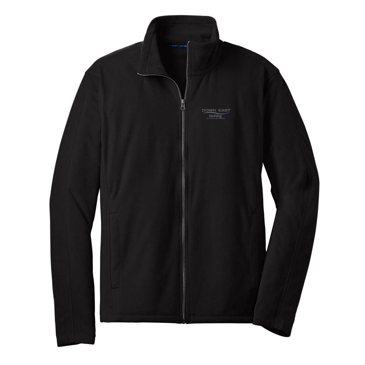 Down East Yachting - Men's Full Zip Fleece Jacket