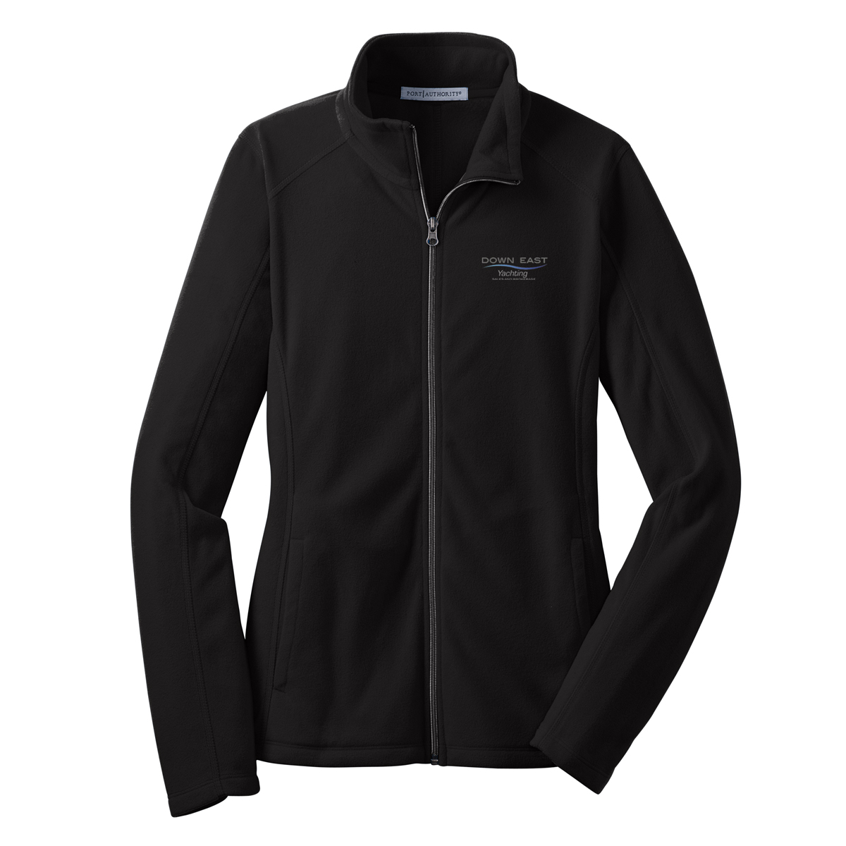 Down East Yachting - Women's Full Zip Fleece Jacket