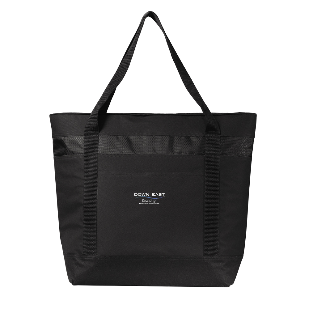 DOWN EAST YACHTING - INSULATED TOTE COOLER